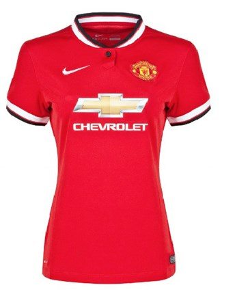 Manchester United FC Mujer Local 14/15
