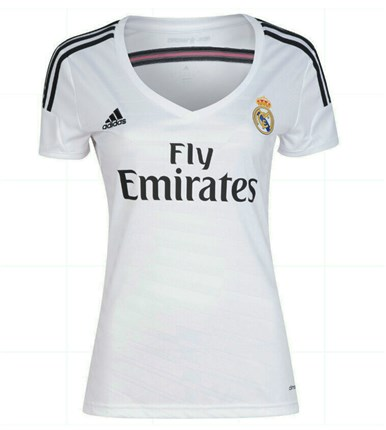 Real Madrid Mujer Local 14/15